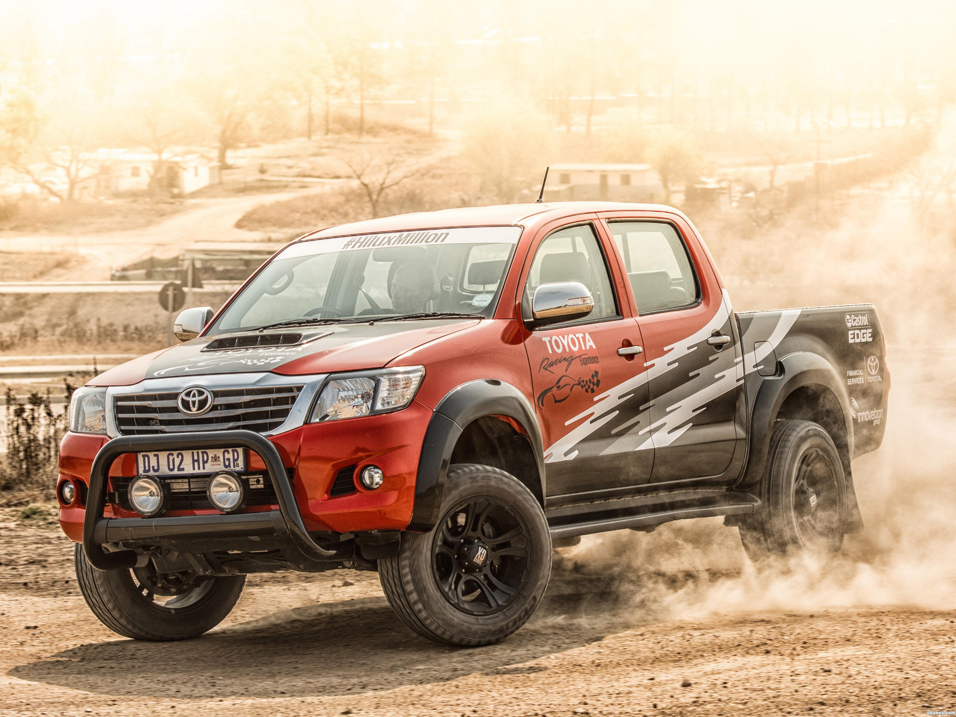 Foto 0 de Toyota Hilux Racing Experience 2015
