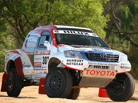 Ver foto 6 de Toyota Hilux Rally Car 2012