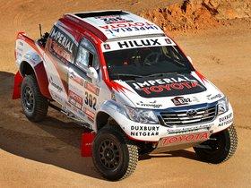 Ver foto 5 de Toyota Hilux Rally Car 2012