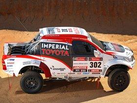 Ver foto 4 de Toyota Hilux Rally Car 2012