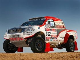 Ver foto 2 de Toyota Hilux Rally Car 2012
