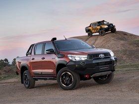 Ver foto 5 de Toyota Hilux Rugged X Double Cab Australia 2018