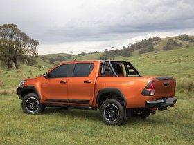 Ver foto 3 de Toyota Hilux Rugged X Double Cab Australia 2018