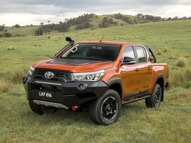 Fotos de Toyota Hilux Rugged X Double Cab Australia 2018