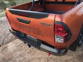 Ver foto 12 de Toyota Hilux Rugged X Double Cab Australia 2018