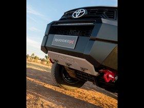 Ver foto 11 de Toyota Hilux Rugged X Double Cab Australia 2018