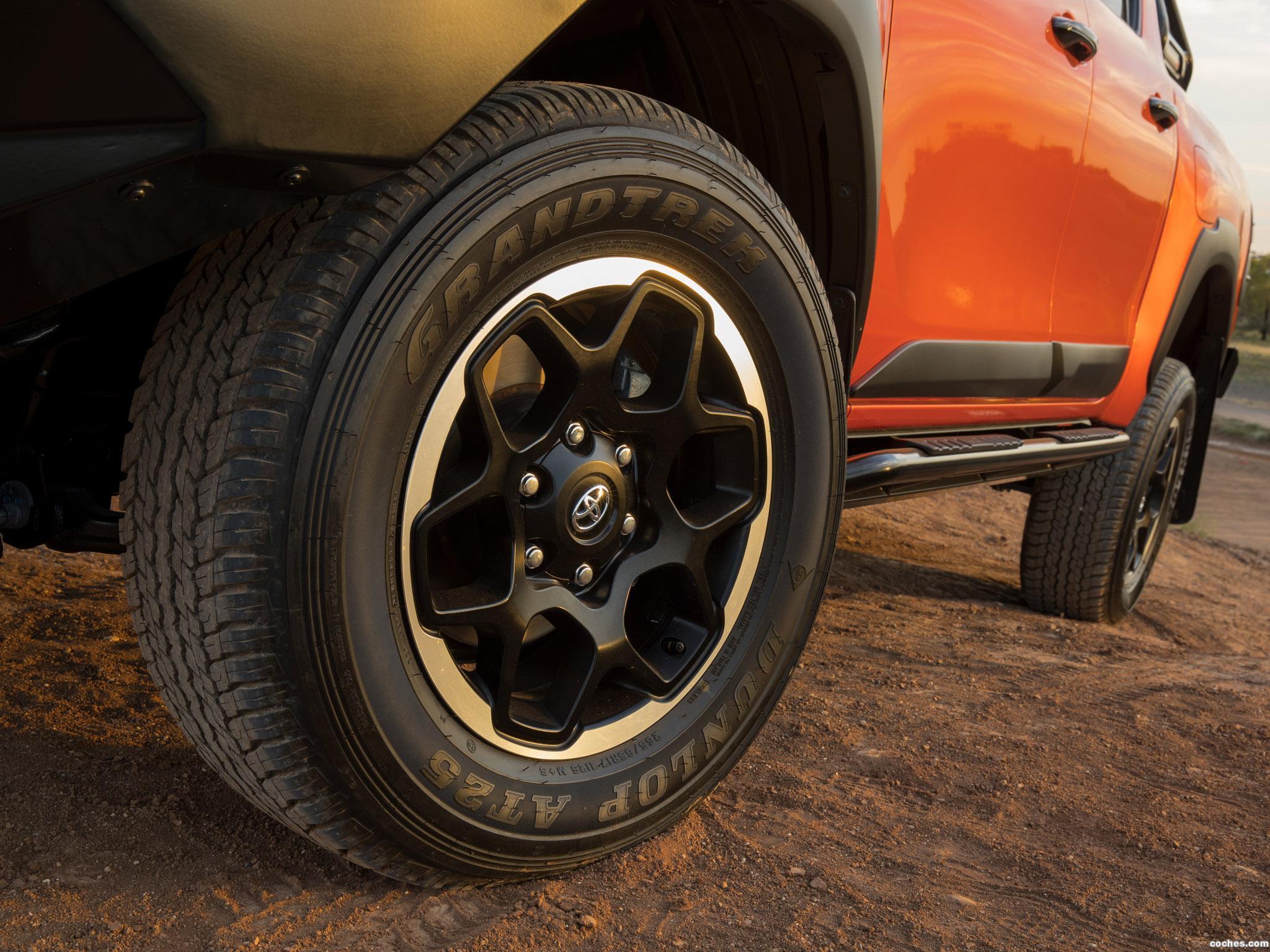 Foto 13 de Toyota Hilux Rugged X Double Cab Australia 2018