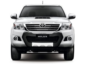 Ver foto 3 de Toyota Hilux SRV Cabine Dupla 4x4 Limited  2014
