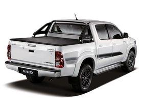 Ver foto 2 de Toyota Hilux SRV Cabine Dupla 4x4 Limited  2014