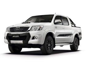 Ver foto 1 de Toyota Hilux SRV Cabine Dupla 4x4 Limited  2014