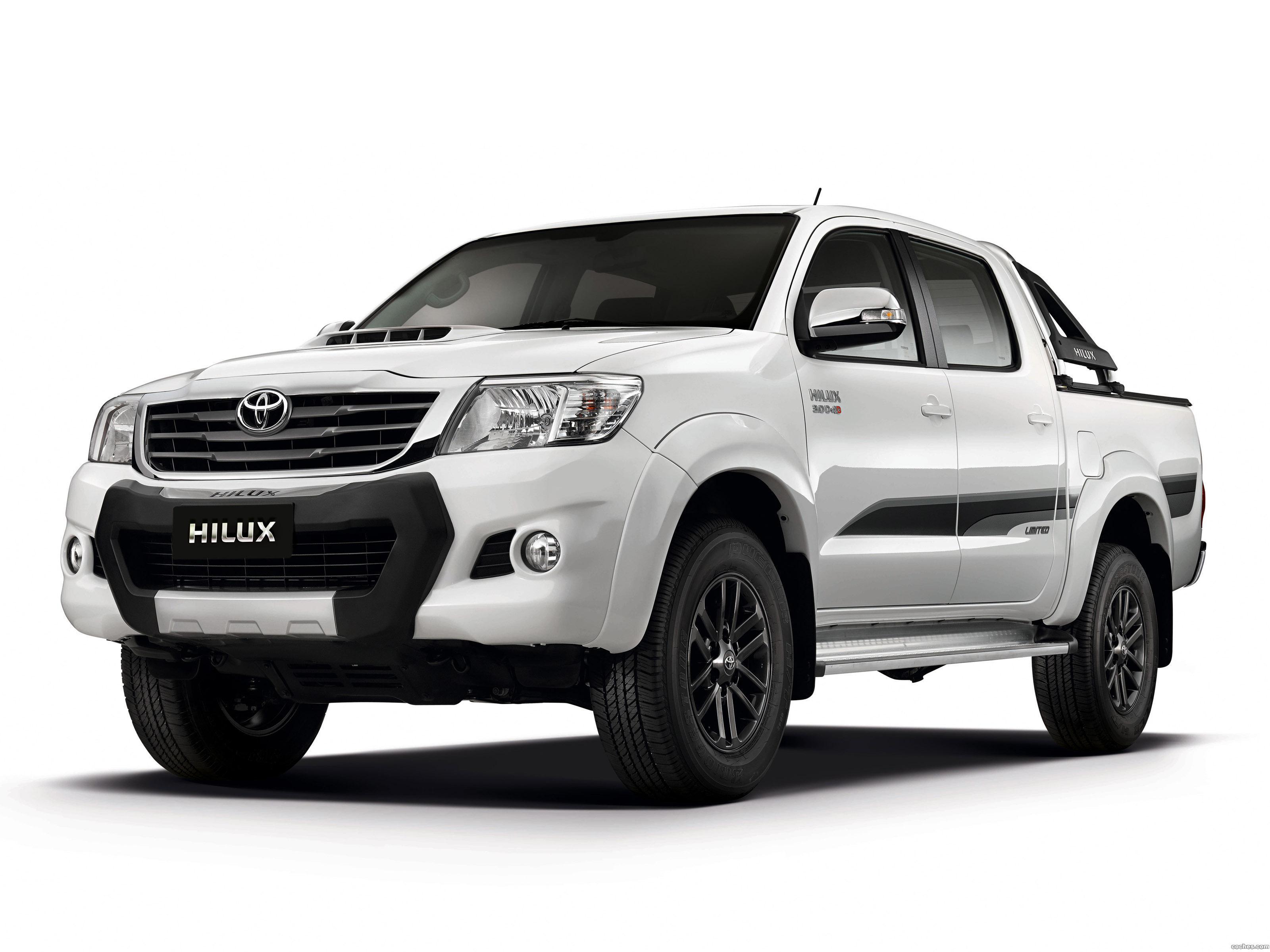Foto 0 de Toyota Hilux SRV Cabine Dupla 4x4 Limited  2014