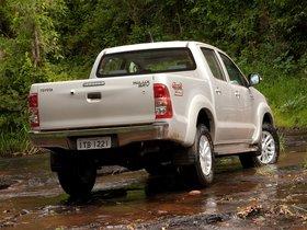 Ver foto 2 de Toyota Hilux SRV Double Cab 4x4 2012