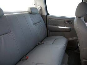 Ver foto 9 de Toyota Hilux SRV Double Cab 4x4 2012