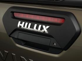 Ver foto 12 de Toyota Hilux Invincible 2021