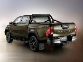 Ver foto 22 de Toyota Hilux Invincible 2021