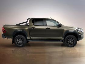 Ver foto 21 de Toyota Hilux Invincible 2021