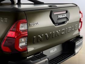 Ver foto 9 de Toyota Hilux Invincible 2021