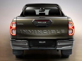 Ver foto 3 de Toyota Hilux Invincible 2021