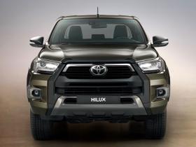 Ver foto 2 de Toyota Hilux Invincible 2021