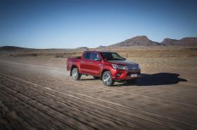 Toyota Hilux Cabina Sencilla Gx