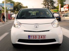 Ver foto 17 de Toyota IQ 2009