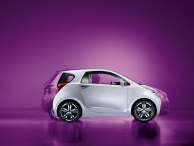 Ver foto 2 de Toyota IQ Concept 2007