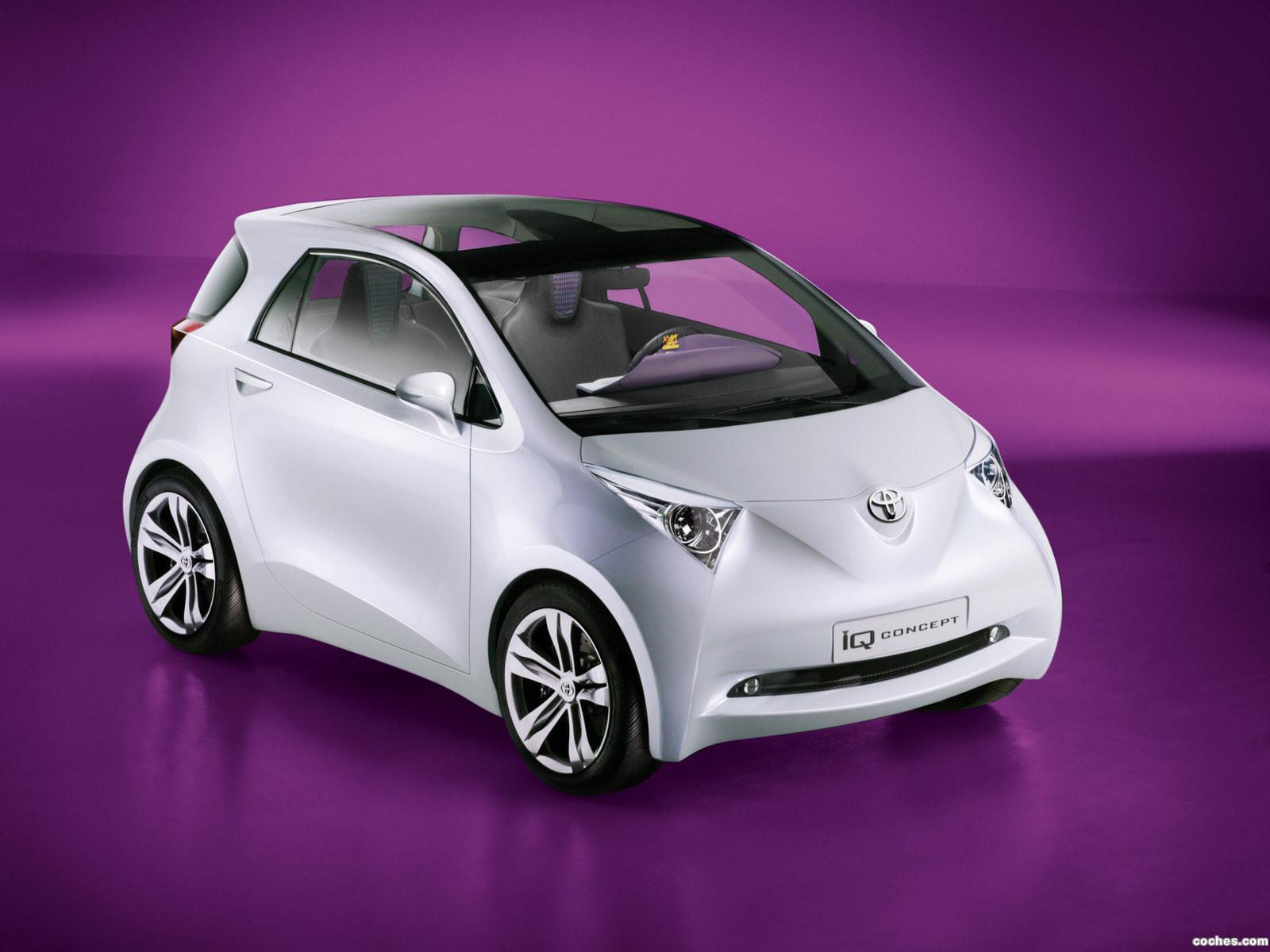 Foto 0 de Toyota IQ Concept 2007