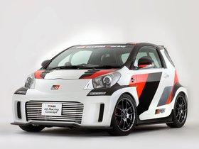 Ver foto 1 de Toyota IQ GRMN Race Concept 2011
