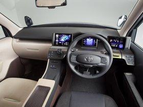 Ver foto 13 de Toyota JPN Taxi Concept 2013
