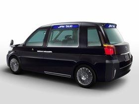 Ver foto 7 de Toyota JPN Taxi Concept 2013