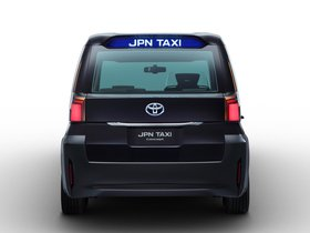 Ver foto 6 de Toyota JPN Taxi Concept 2013