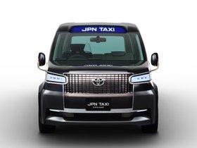 Ver foto 5 de Toyota JPN Taxi Concept 2013