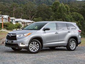 Ver foto 13 de Toyota Kluger 2014