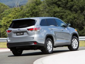 Ver foto 8 de Toyota Kluger 2014