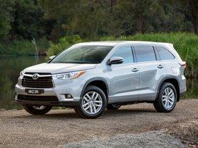 Ver foto 7 de Toyota Kluger 2014
