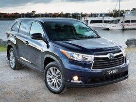 Ver foto 1 de Toyota Kluger 2014