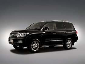 Fotos de Toyota Land Cruiser 200 60th Anniversary 2011