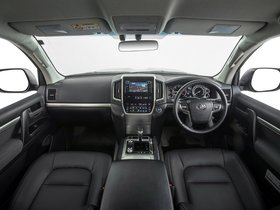 Ver foto 4 de Toyota Land Cruiser 200 Altitude Australia 2017
