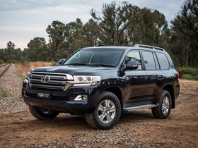 Ver foto 3 de Toyota Land Cruiser 200 Altitude Australia 2017
