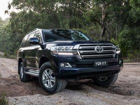 Ver foto 1 de Toyota Land Cruiser 200 Altitude Australia 2017