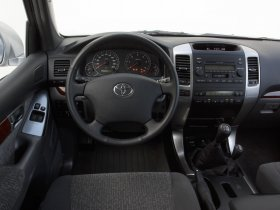 Ver foto 30 de Toyota Land Cruiser 2003