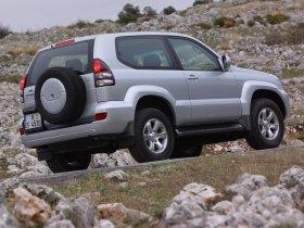 Ver foto 21 de Toyota Land Cruiser 2003