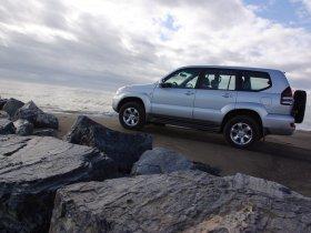 Ver foto 20 de Toyota Land Cruiser 2003