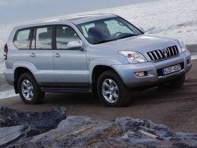 Ver foto 18 de Toyota Land Cruiser 2003
