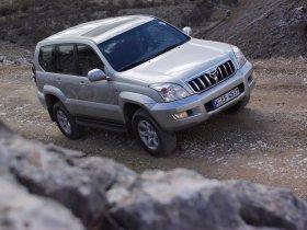 Ver foto 16 de Toyota Land Cruiser 2003