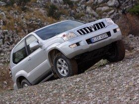 Ver foto 14 de Toyota Land Cruiser 2003
