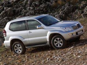 Ver foto 13 de Toyota Land Cruiser 2003