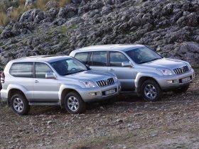Ver foto 12 de Toyota Land Cruiser 2003