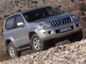 Ver foto 11 de Toyota Land Cruiser 2003