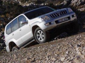 Ver foto 10 de Toyota Land Cruiser 2003